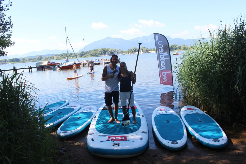 Stand up Paddling Übersee