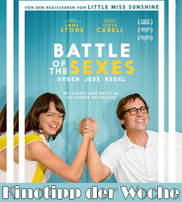 Kinotipp Der Woche Battle Of The Sexes