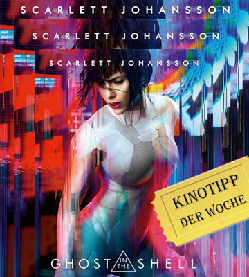 Kinotipp Der Woche Ghost In The Shell
