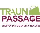 Traunpassage Traunreut Logo