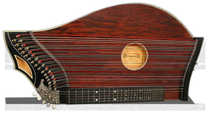 Spendenauktion Zither
