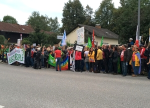 Region: AfD Gegendemonstration St. Georgen