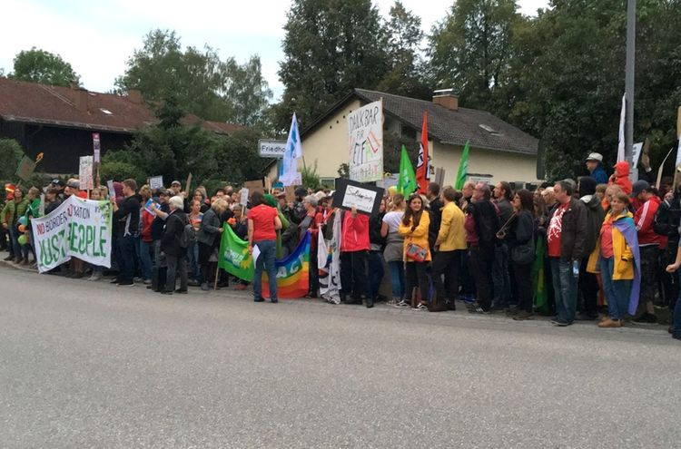 03092018 Afd Demonstration St Georgen