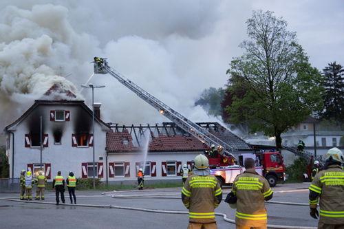 04052019 Brand Gasthaus Schiessstaette Bad Reichenhall 02 Fdl News