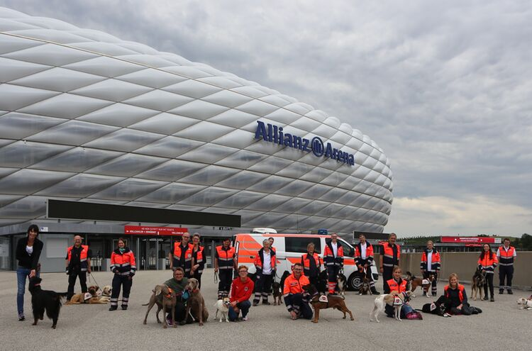 1 Bgl 202007 Rhs Training Allianz Arena C Alexander Sperl