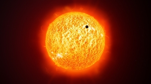 Symbolbild: Merkurtransit