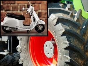 Traktor Roller
