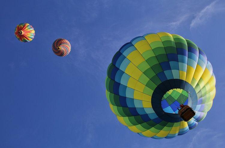 17052019 Heissluftballon Symbolbild