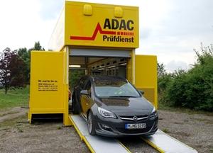 Symbolbild: ADAC Prüfdienst