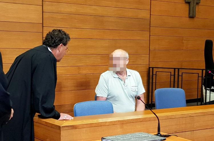 180703 Prozessauftakt Doppelmord Traunreut 1