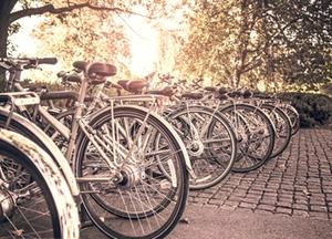 Symbolbild: Fahrräder