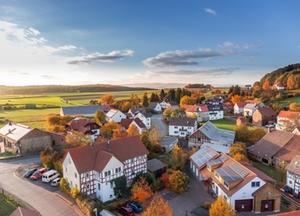 Symbolbild: Dorf