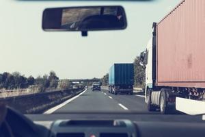 Symbolbild: Lastwagen