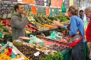 Symbolbild: Wochenmarkt