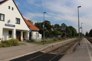 Laufen Bahnhof