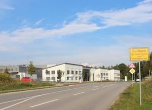 Gewerbegebiet Helfau Surheim