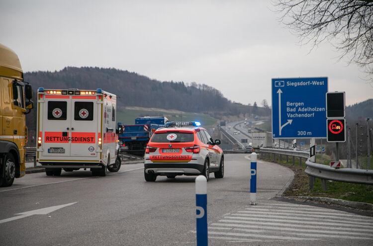 26032020 Bewusstlos Lkw Fahrer Bergen Fdl News