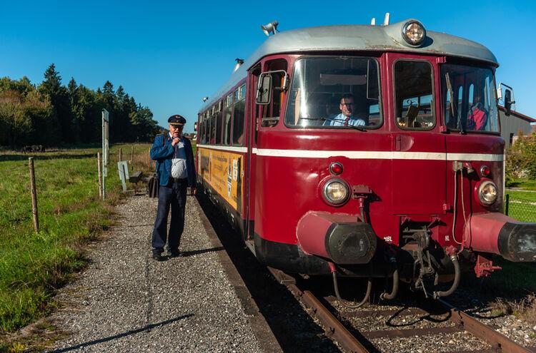26102019 Chiemgauer Lokalbahn Bad Endorf