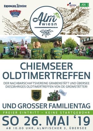 Bayernwelle Gutscheinshop - Almwiesn Übersee