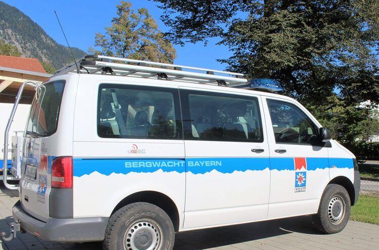 9br Bergwacht Auto