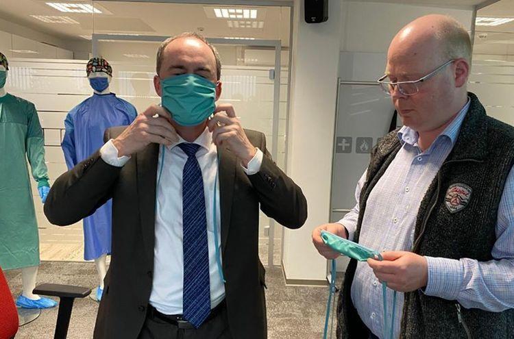 Aiwanger Schutzmasken