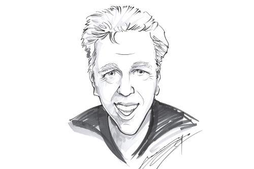 Alexander Tauscher Karikatur