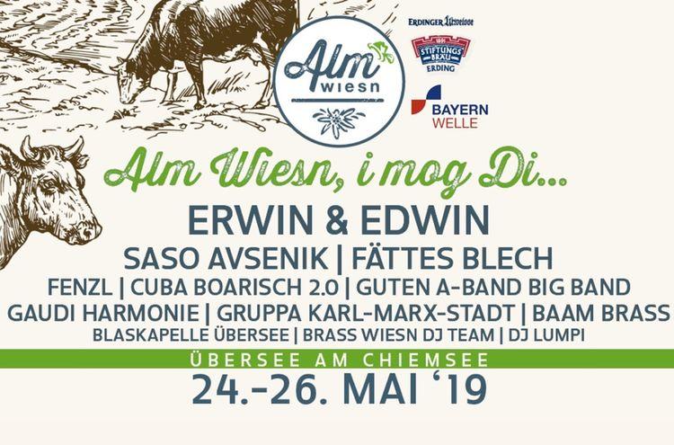 Almwiesn Mai 2019