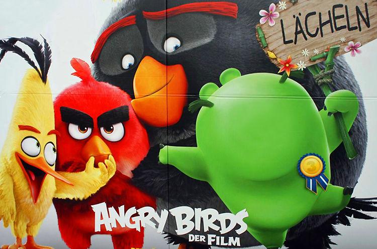 Angrybird Teaser