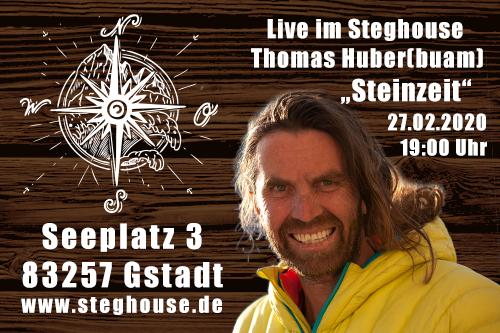 Anzeige Steghouse Web Thomas Huber