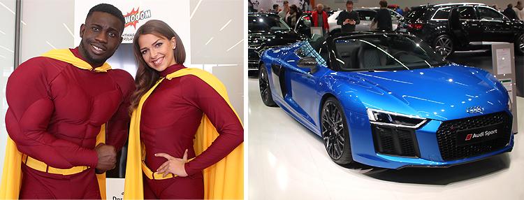Automesse Salzburg 2018