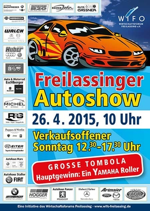 autoshow-freilassing