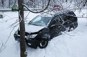 Autounfall