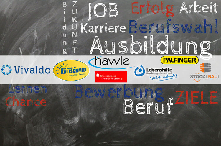 Azubiwoche Mit Logos 2