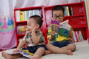 Lesen Baby