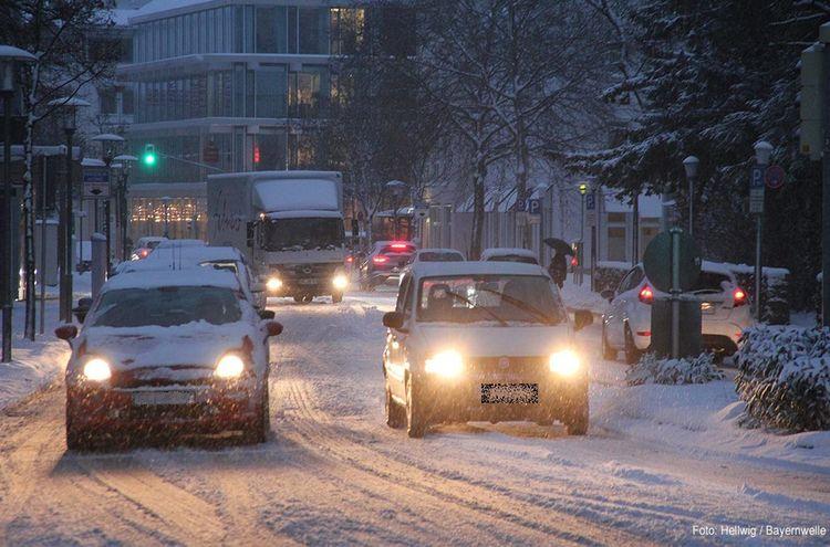Bad Reichenhall Schnee