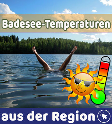Badeseetemperaturen 2018 1