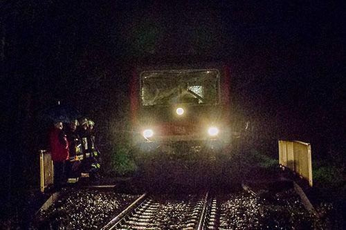 Bahn Unfall 10