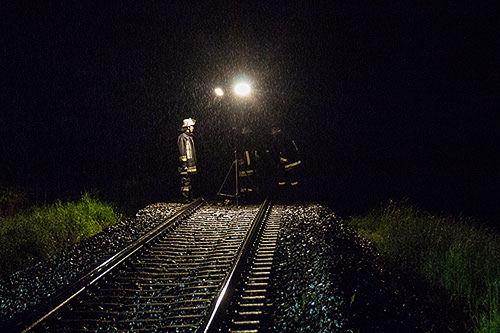 Bahn Unfall 14