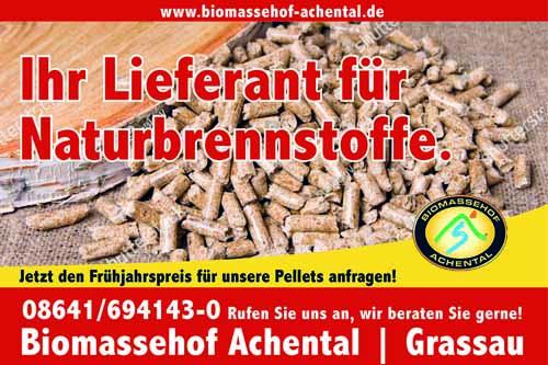 Banner Biomassehof