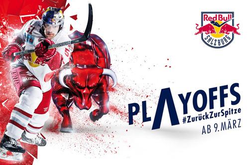 Banner Ec Red Bull Playoffs