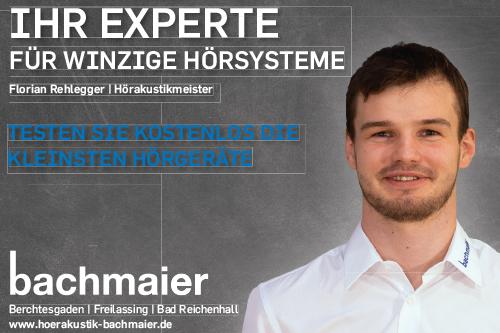 Banner Hoerakustik Bachmaier Florian Rehlegger