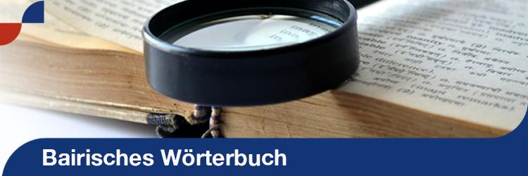 Bairisches Wörterbuch Mediathek