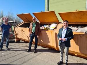 Müllsammelaktion Traunreut
