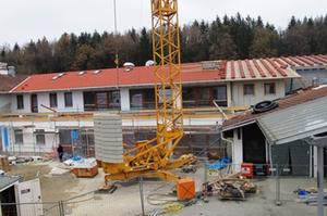 Pidinger Werkstätten Umbau