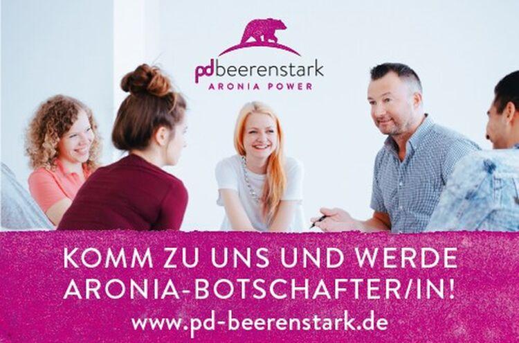 Beerenstark Banner