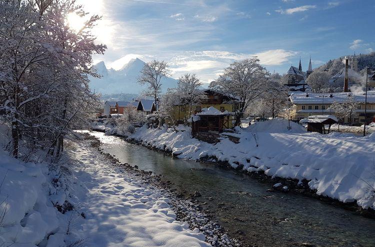 Berchtesgadenwinter