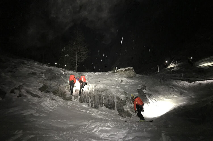 Bergwacht Goell