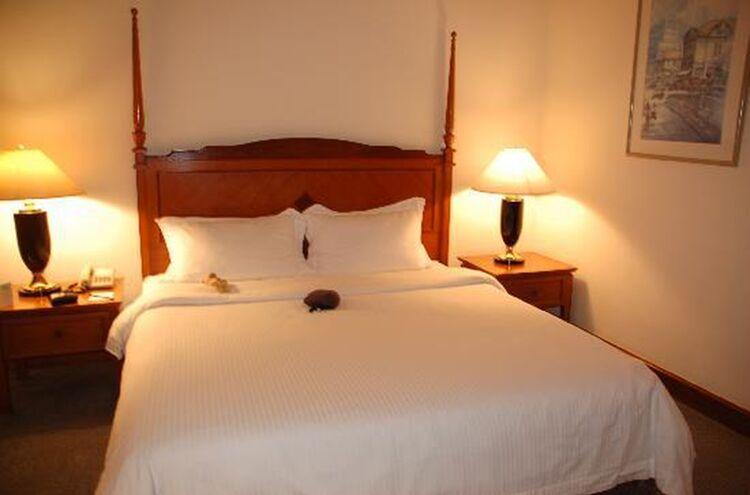 Bett Zimmer 1124
