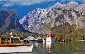 Königssee im Berchtesgadener Land