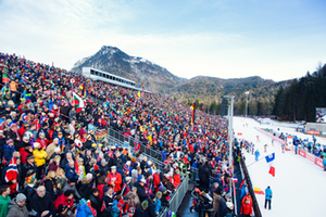 Biathlon-Weltcup Ruhpolding